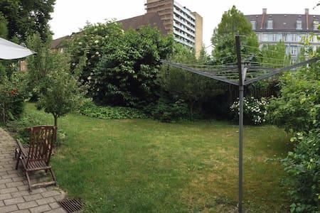 Lejlighed med super beliggenhed på Frederiksberg - Frederiksberg