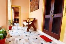 Durag Niwas, a family run home-stay