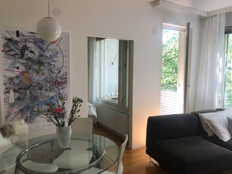Lovely design living room
