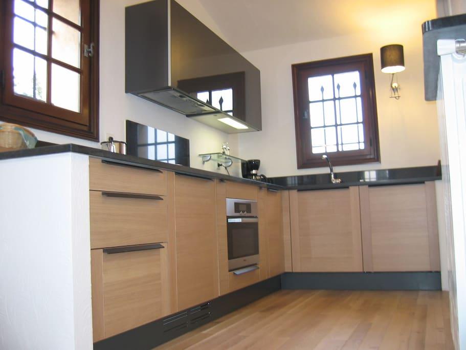 Kitchen Penthouse Suite