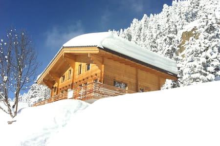 Chalet Alpenstern. Dachgeschoss Wohnung