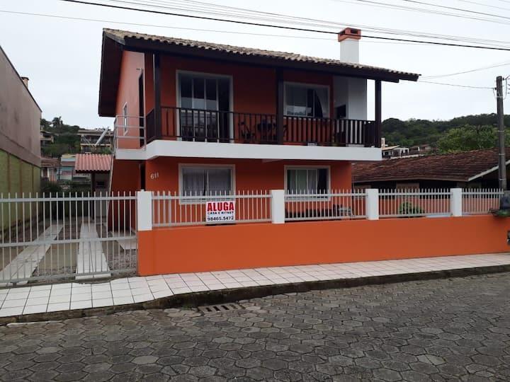 Aluguel casa temporada Bombinhas