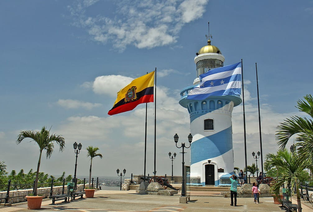 MAKING TOURISM FOR GUAYAQUIL