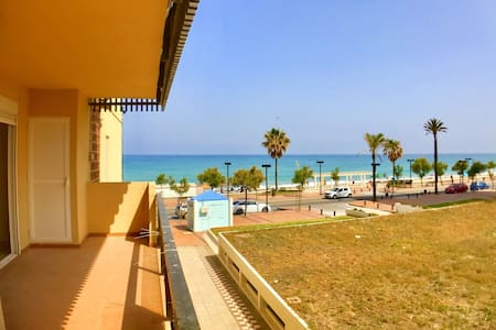 Appartement Fuengirola direct aan zee 4 personen