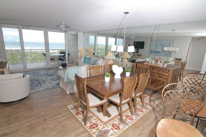 Private Beach Resort Amenities Included, Ocean, Lighthouse, Beach Views!