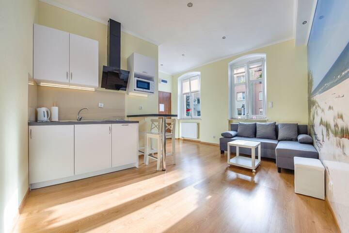 Słowiańska 37 Apartament 3 dla 2 osób