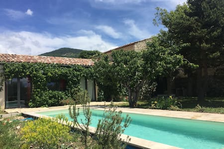 ARCHITECTURAL HOUSE IN PROVENCE SP