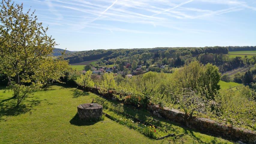 Gite  2 CH avec vue panoramique - Dun-sur-Meuse - Rumah