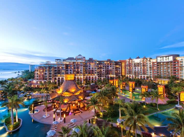 Cancun  Villa del Palmar  ** 2 Bdrm. **   taxes pd