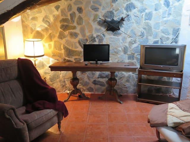 Encantadora casa rural en Benifallim - Benifallim