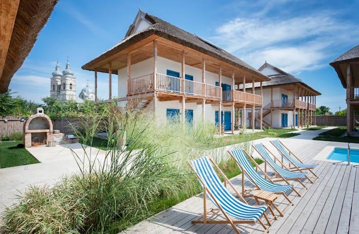 Limanul Resort - Chilia Veche - Rumah Tamu