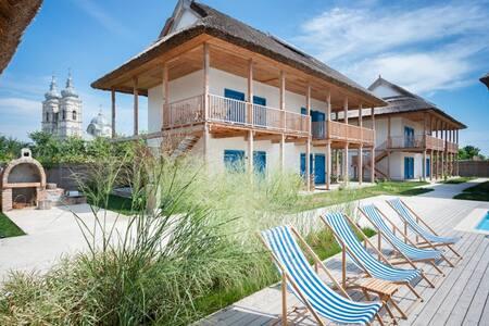 Limanul Resort - Chilia Veche - Gästhus