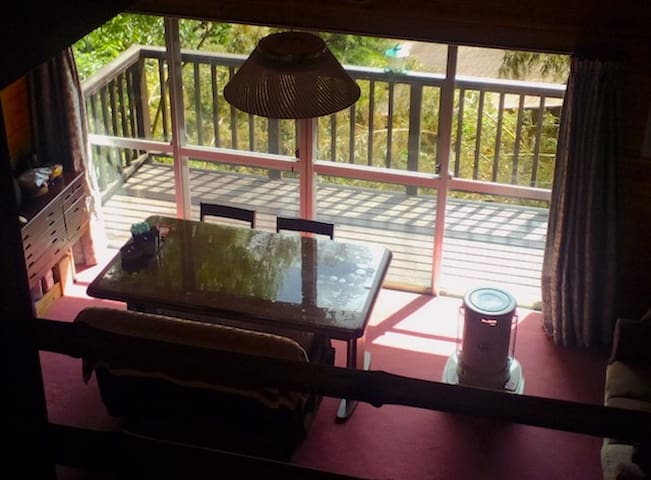 Izu's Cottage like staying at a relative's house.