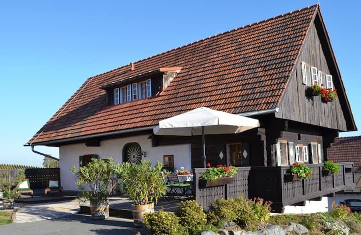 Ferienhaus Lannacher Haus am Knappenhof Eichberg