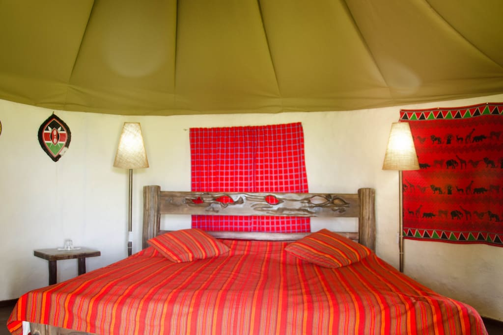 Luxury Cottage with 1 king size bed