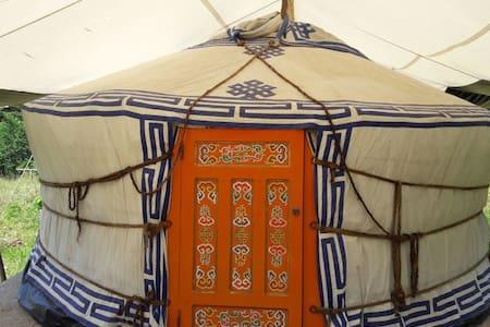 Yourte mongole