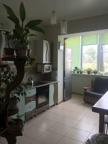 2-м квартира посуточно