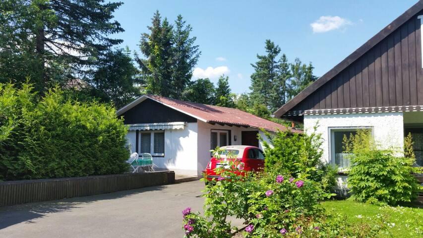 Ferienhaus Tini*** Bad Harzburg  mit WLAN