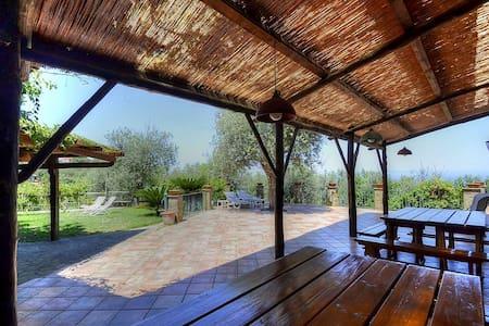 Villa Country Blue - Colli di Fontanelle - Lejlighed