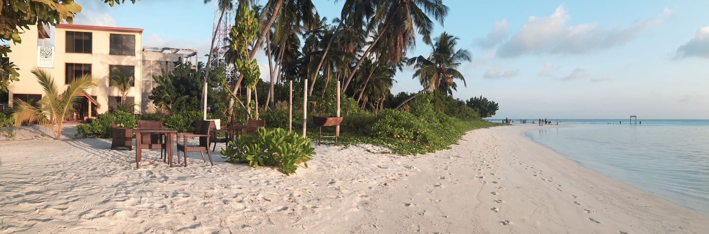 Endheri Sunset Dhangethi - Garden view rooms