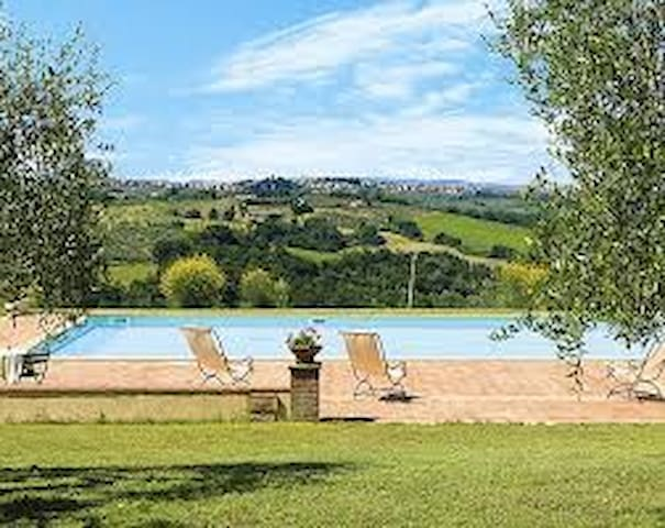 Charming home in Tuscany, Florence - Montespertoli - Hus