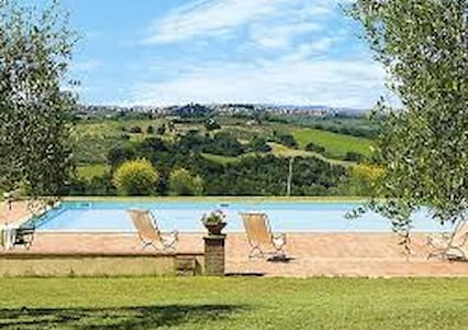 Charming home in Tuscany, Florence - Montespertoli - Casa