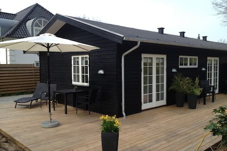 Cosy new annex with 2 double rooms - Hornbaek
