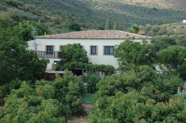 """Rural house """"La Casita del Campo"""" - Alcaucín - Haus"""