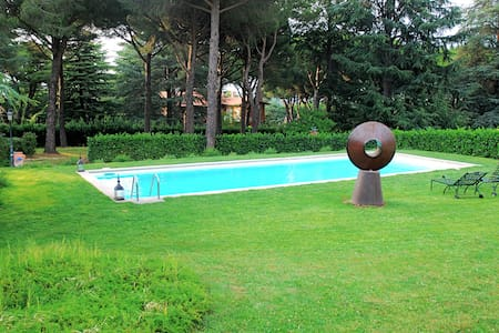 Stunning Villa on roman hills - Grottaferrata