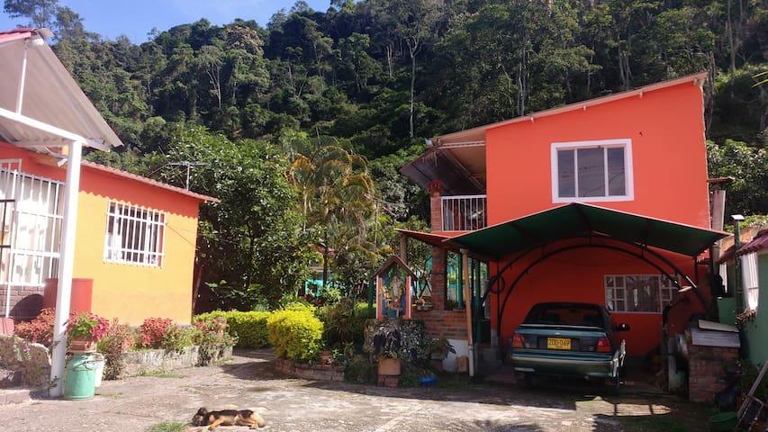 Casa de Campo La Carmelita