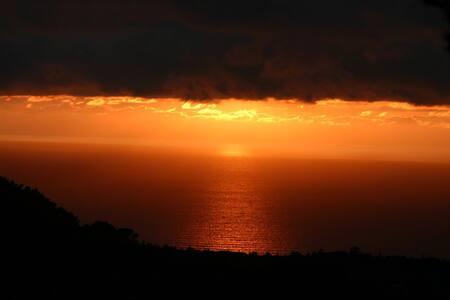 Casina di Savolano with seaview - Leghorn