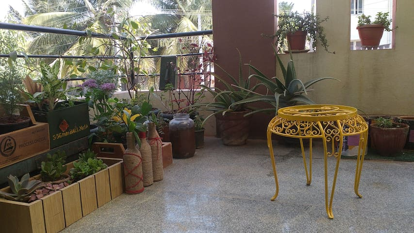 Kaahv Residence: home away from home - Bangalore - Huis