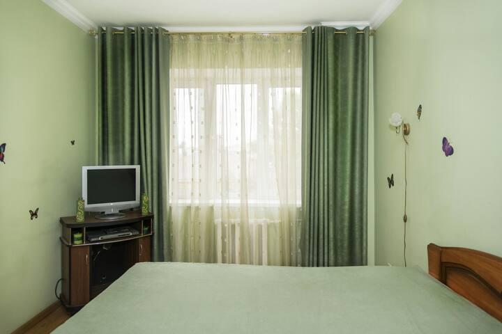 Самый центр Казани 2х комнатная.  - Казань - Apartment