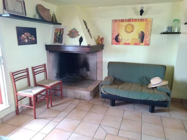Studio mansarde avec terrasse au coeur du Salento
