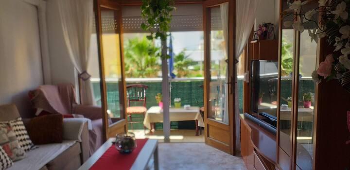 Central Room & Bath with A/ pri primeira linha