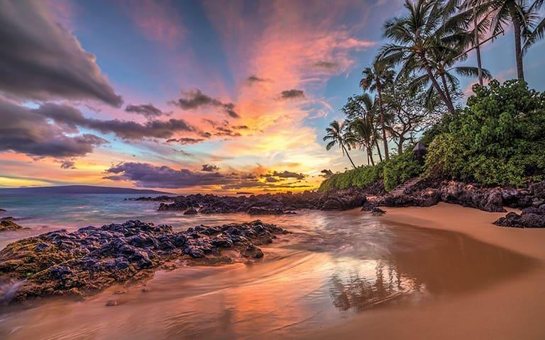 Maui Eldordo Ka'anapali Golf & Ocean Views #A110