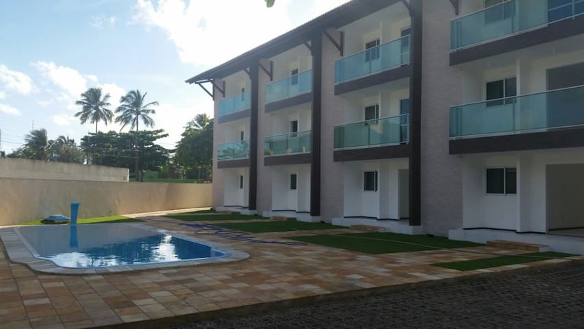 Newly built 2 bedroom flat in the centre of Porto