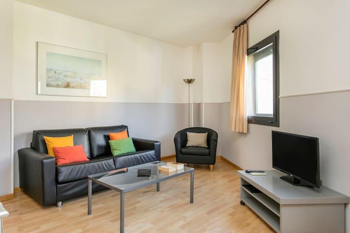 Apartamento 1 habitación Sata Park Guell Area