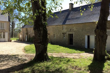 Arromanches, maison de charme 5-6 pers - Tracy-sur-Mer - Дом