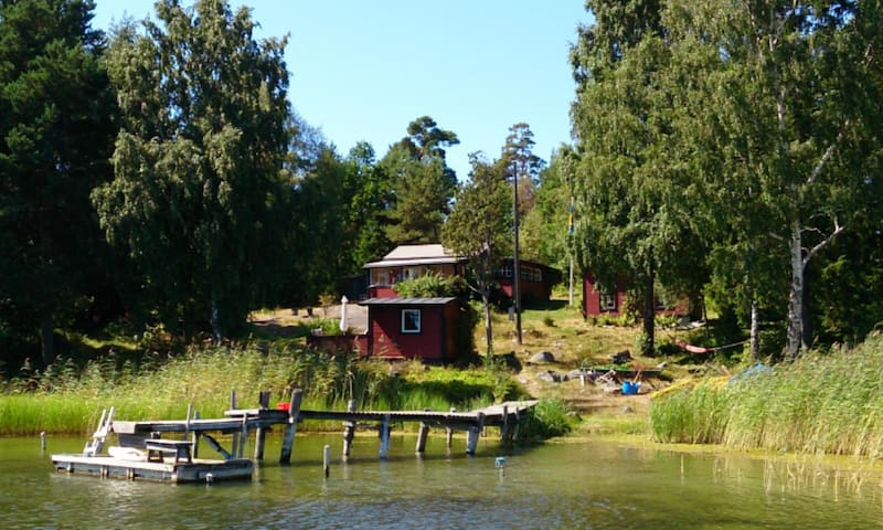Summer house by the Baltic sea - Oxelösund