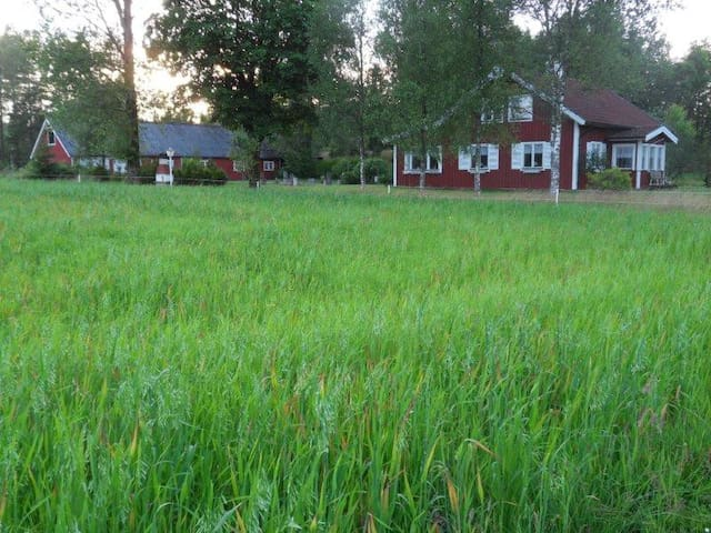 Lovely 2-bedr. Cabin in the nature - Ljungby - Cabana