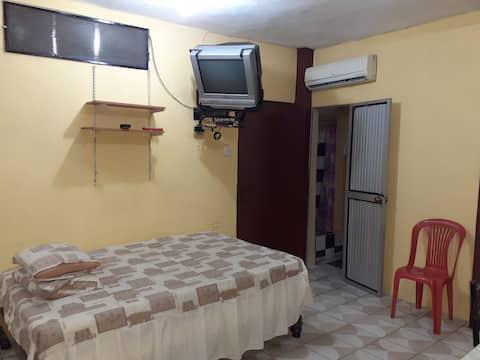 Mini departamento amoblado sur de Guayaquil