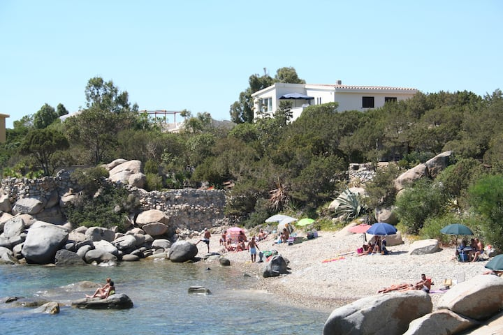 Villa panoramica a 30 mt dal mare!