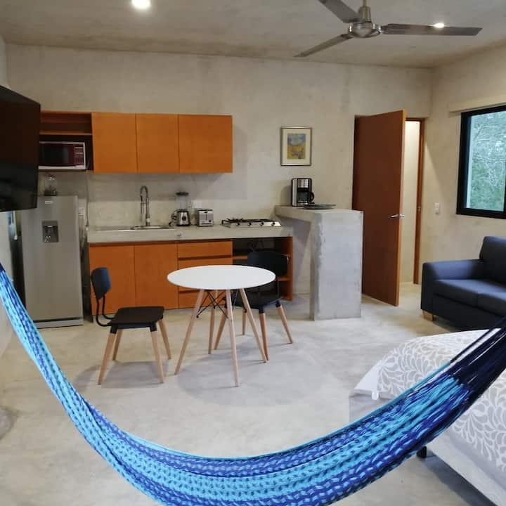 Loft Moderno y Exclusivo en Temozón Norte