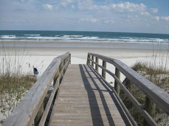 Best Beach in Florida - Oceanside - St. Augustine - Wohnung