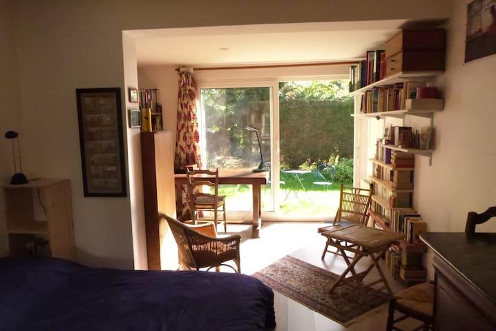Chambre pour deux personnes - Douvres-la-Délivrande - Casa