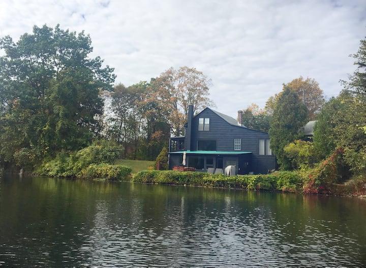 Relaxing Lake House, Hudson Valley