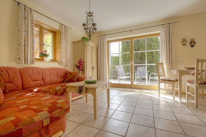 Alpenstern Wohnung 1 - Grainau - Apartment