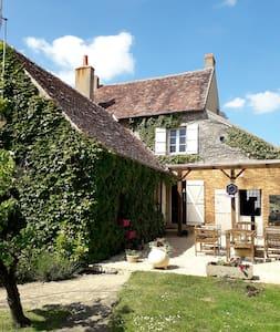 Maison de village au pays de George Sand
