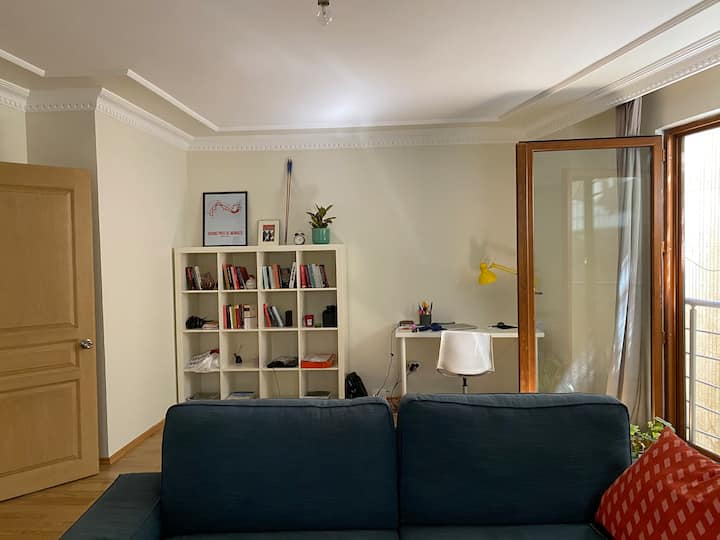 Esentepe/Entire apartment in the heart of the city